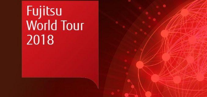 Fujitsu World Tour 2018: la co-creazione come chiave del successo