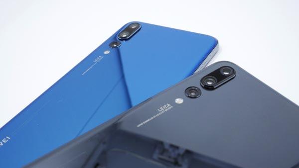 Huawei pensa ad uno smartphone con 4 fotocamere e zoom 10x