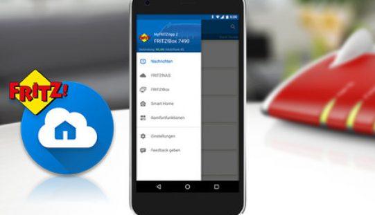 AVM aggiorna MyFRITZ!App 2 per Android