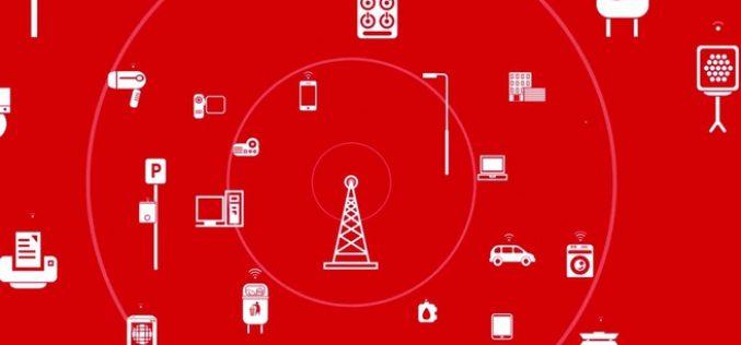 Vodafone: a settembre copertura NB-IoT completata