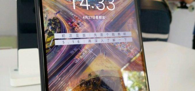 Nokia X6, le prime immagini dello smartphone con il notch di HMD