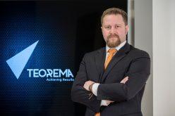 Robert Vrčon è il nuovo Direttore Generale di Teorema Engineering