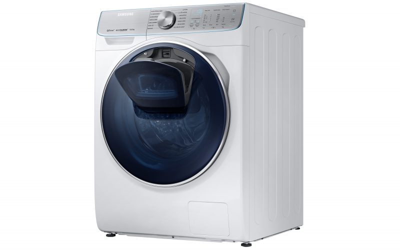 Q-rator di Samsung QuickDrive ti aiuterà a capire come fare il bucato