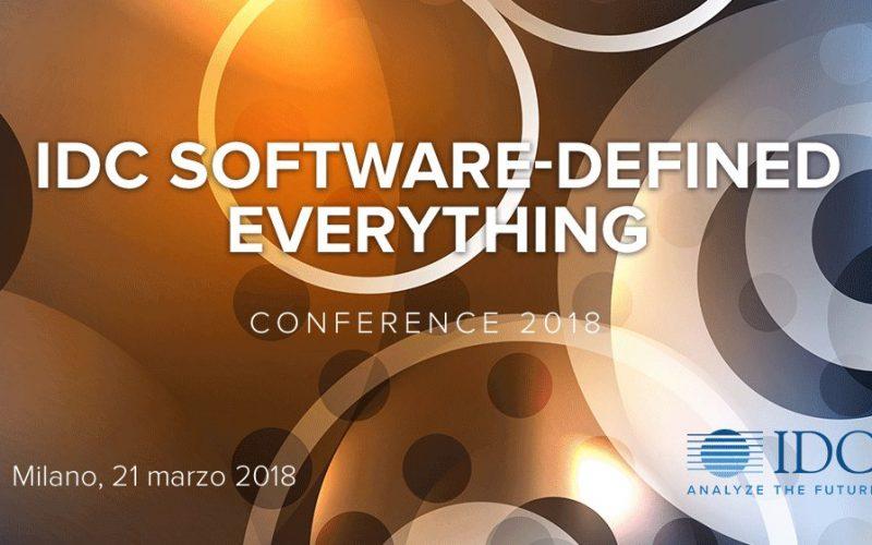 IDC, il software defined in primo piano