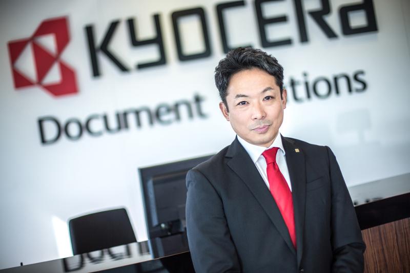 Takuya Marubayashi_Presidente KYOCERA Document Solutions EMEA