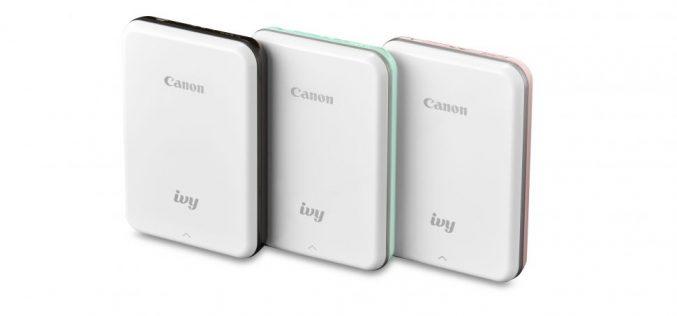 Canon lancia la stampante per lo smartphone