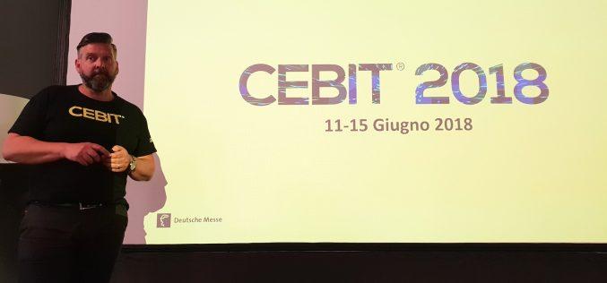 Come cambia il Cebit 2018