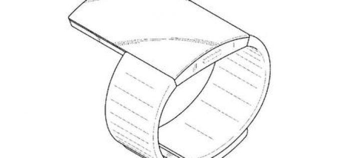 Samsung brevetta lo smartwatch dal display fuori misura