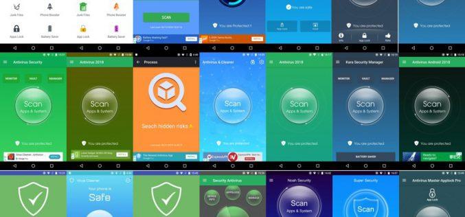 Truffa su Google Play: individuate 35app di pseudo-sicurezza che mascherano contenuti pubblicitari