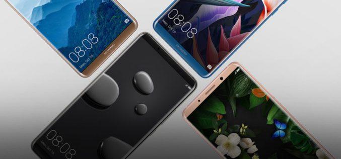 Lo smartphone pieghevole di Huawei arriva a novembre