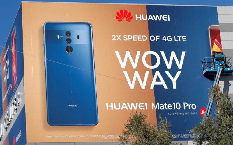 Huawei fa fuori il personale negli USA