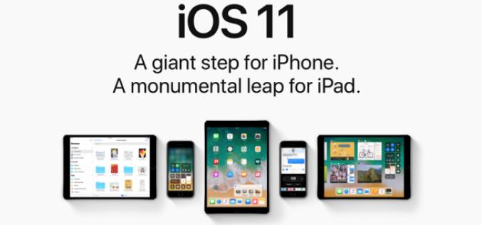iOS 11 sale al 76% di adozione