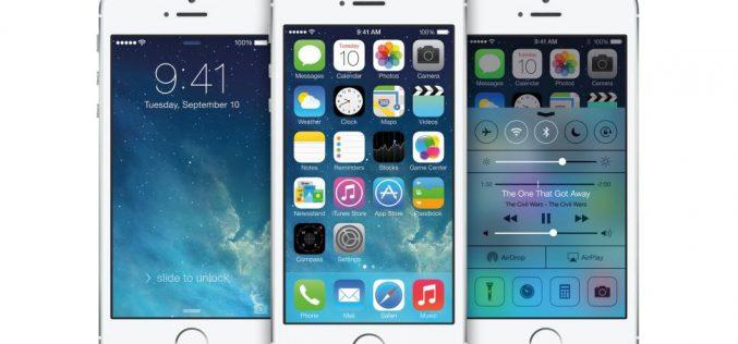 iOS 12 potrebbe arrivare sull'iPhone 5S