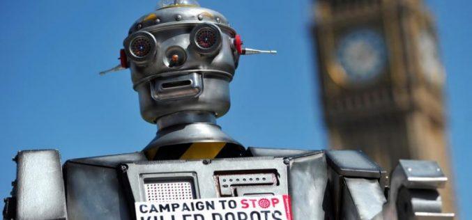 Informatici Senza Frontiere dice no ai killer robot