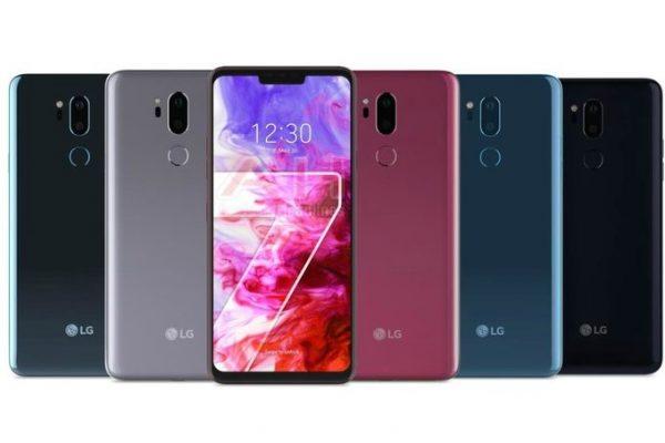 LG G8 si comanderà con i gesti