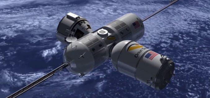 Aurora Station, il primo hotel spaziale aprirà nel 2021