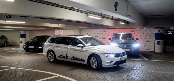 Il Gruppo Volkswagen testa il parcheggio autonomo all'Aeroporto di Amburgo