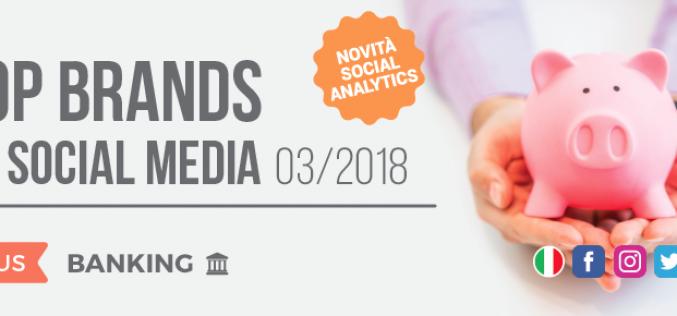 Top Brands: il settore Banking alla prova dei social