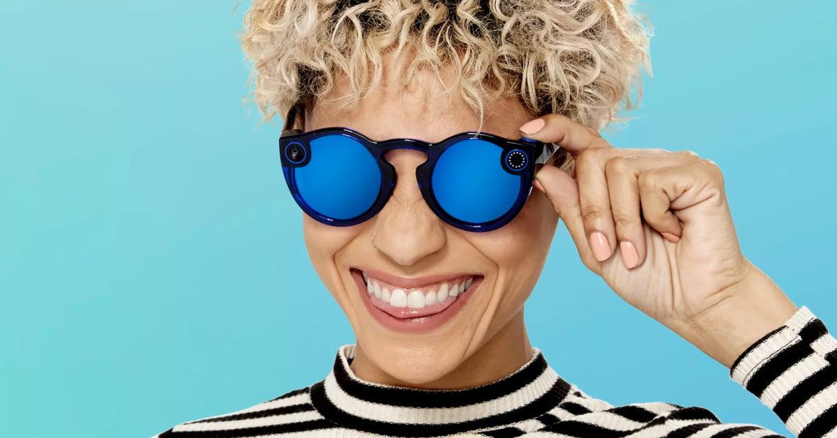 Snapchat prepara una terza versione degli Spectacles