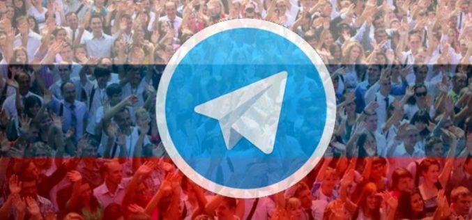 La Russia ha deciso: fuori Telegram dal paese