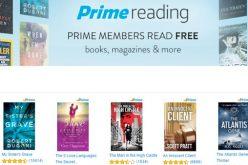Amazon Prime Reading, centinaia di libri senza alcun costo aggiuntivo