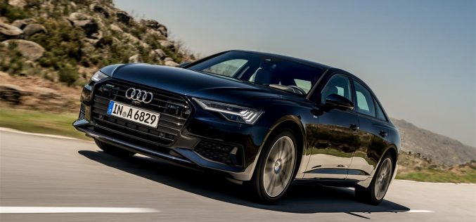 Upgrade in business-class: nuova Audi A6
