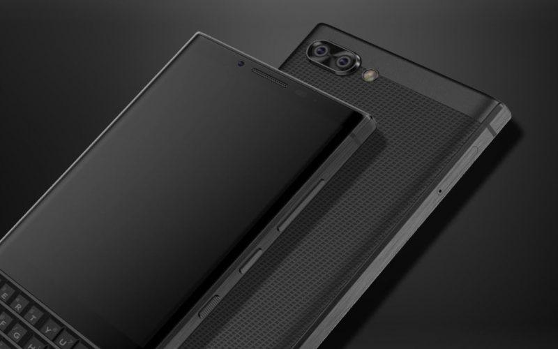 BlackBerry Key2 arriva il 7 giugno