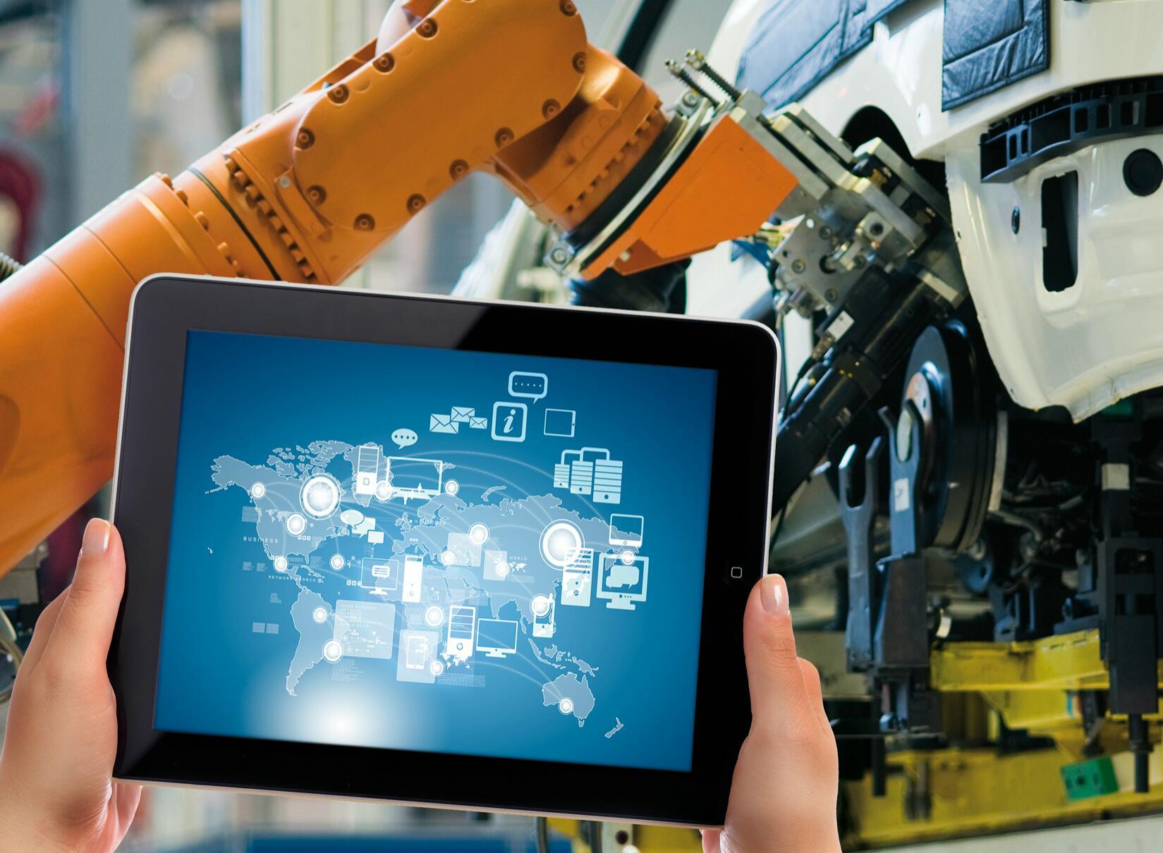 Le smart factory accresceranno l'economia globale di 1.500 miliardi di dollari entro il 2023