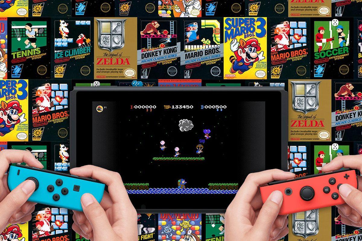 YouTube su Nintendo Switch