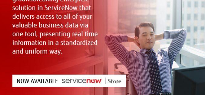 Fujitsu aggiunge valore per i clienti ServiceNow con Symfoni WE for Professional Services