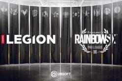 Lenovo partner ufficiale di Ubisoft Rainbow Six pro League