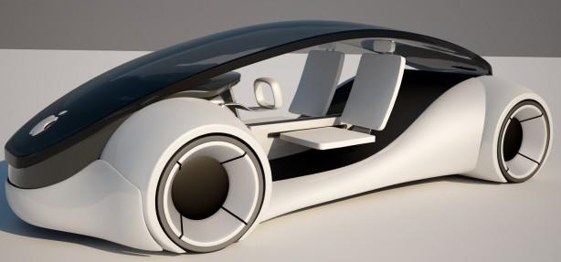 """Apple Car, il progetto è ancora """"in pista"""""""