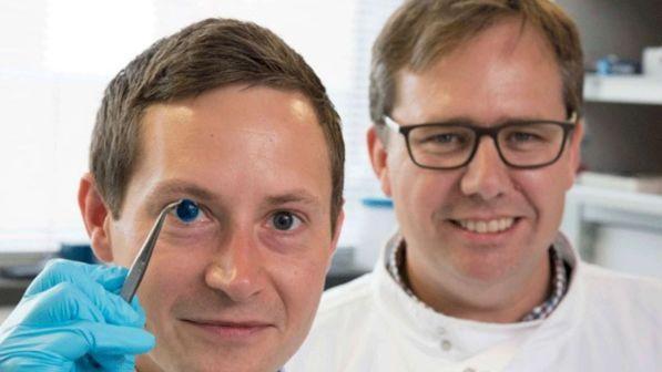 Cornea in 3D, per la prima volta ottenuta da staminali umane