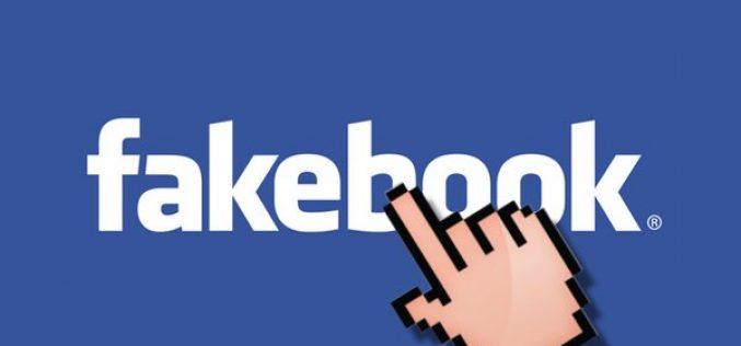 Facebook elimina 583 milioni di account fake