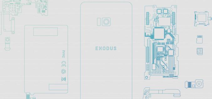 HTC Exodus, lo smartphone super sicuro grazie alla blockchain