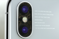 L'iPhone avrà tre fotocamere ma nel 2019