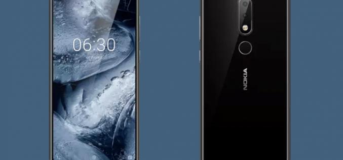 Nokia X6, ecco un altro notch