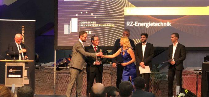 """Riello UPS vince in Germania il prestigioso """"Deutschen Rechenzentrumspreis"""""""