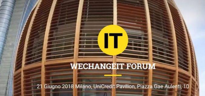 WeChangeIT Forum 2018