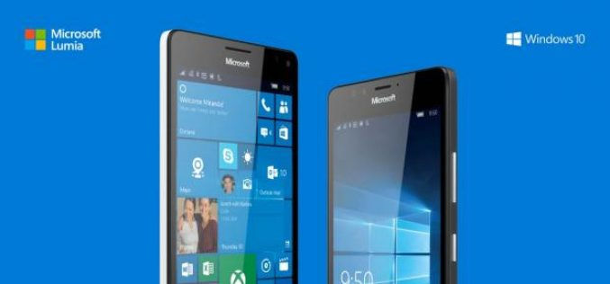Windows 10 può girare su Lumia 950 XL
