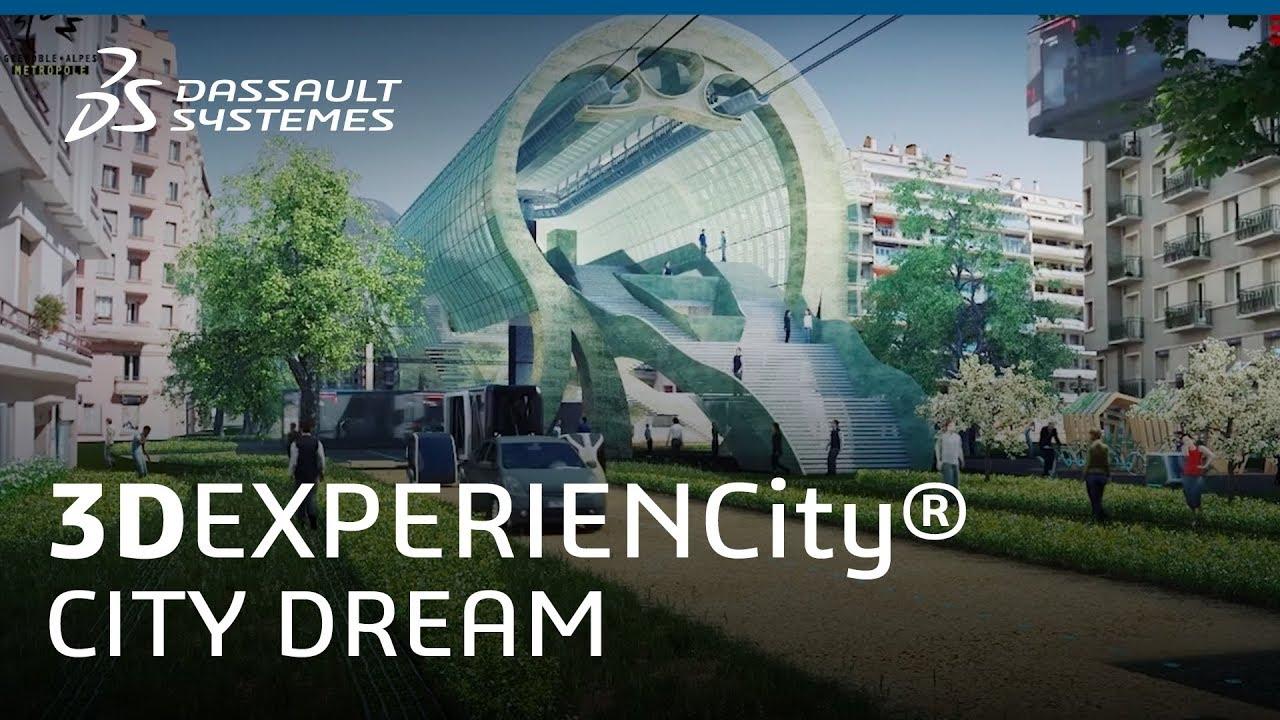 3DEXPERIENCity