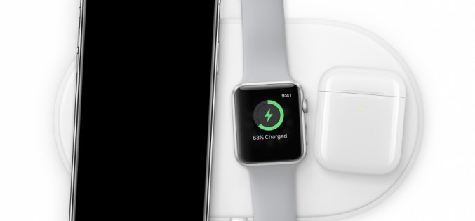 AirPower di Apple arriverà a settembre (forse)
