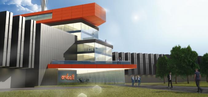 Aruba annuncia un nuovo e grande data center campus nella Capitale: nascerà Hyper Cloud Data Center Roma