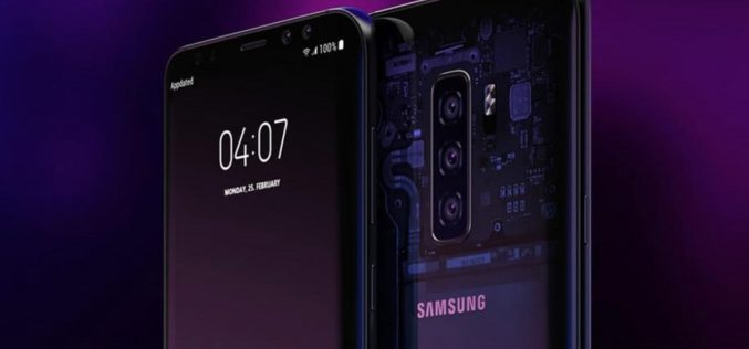 Samsung potrebbe presentare Galaxy X poco prima di Galaxy S10