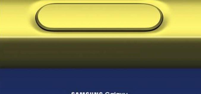 Galaxy Note9: ecco la conferma che aspettavamo