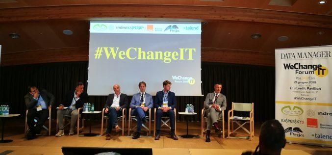 WeChangeIT: l'AI che cambia il mondo