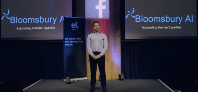 Facebook compra Bloomsbury AI per combattere le fake news