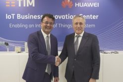 TIM e Huawei inaugurano a Catania il Business Innovation Center dedicato all'Internet of Things