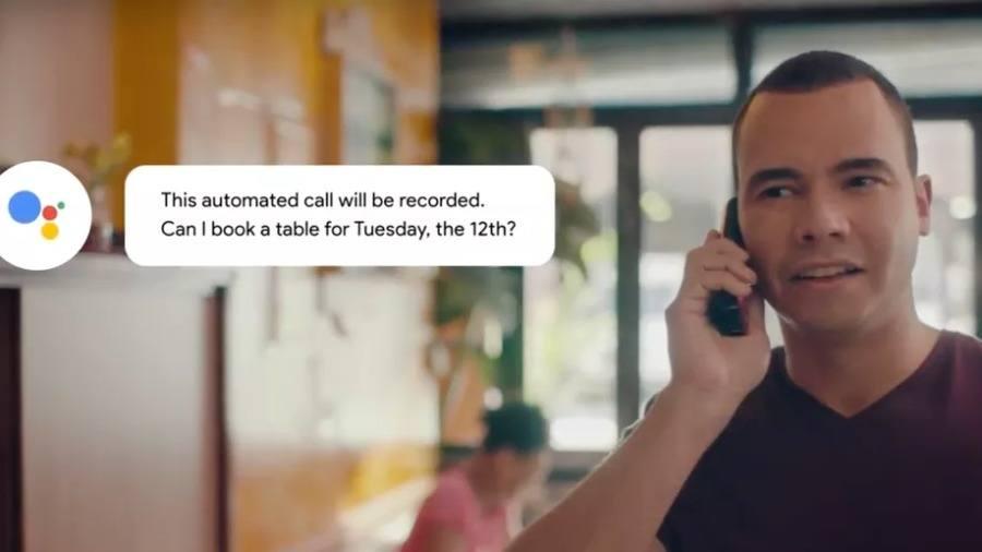 Google Duplex presto su iPhone
