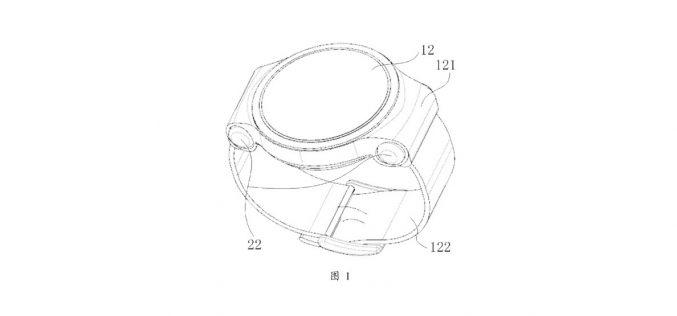Huawei brevetta uno smartwatch con auricolari incorporati
